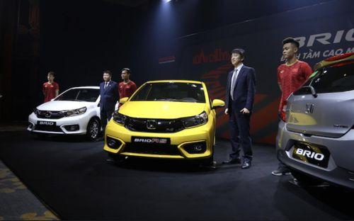 Honda Brio - khi thương hiệu bù tính năng sử dụng