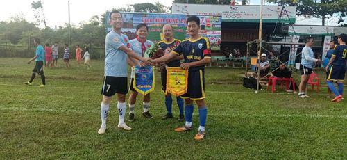 TP.HCM: Trường Giang FC tổ chức giải bóng đá giao lưu thu hút nhiều chân sút