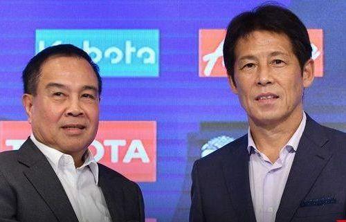 Thái Lan gia hạn hợp đồng với HLV Nishino với mục tiêu vào VCK World Cup 2022