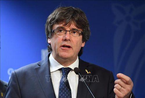 Bỉ ngừng xem xét yêu cầu dẫn độ đối với 2 cựu lãnh đạo vùng Catalonia