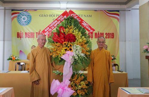 Năm 2019,Phật giáo Q.Tân Phú làm từ thiện 4,1 tỷ đồng