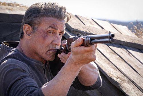 'Rambo: Hồi kết đẫm máu' - lời chia tay của người hùng cơ bắp