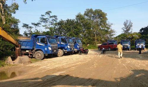 Cấp phép bến thủy nội địa ở Quảng Nam, tiếp tay cho cát tặc?