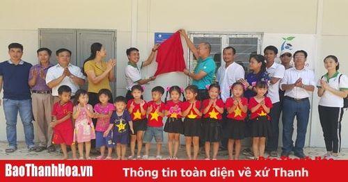 Dự án 'Vì trẻ em vùng cao' của Thanh Hóa vinh dự giành giải thưởng Tình nguyện Quốc gia 2019