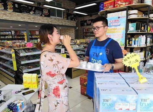 Đối tác nhập khẩu sữa tại Trung Quốc: 'TH true Milk chất lượng không thua gì sữa Âu, Mỹ'