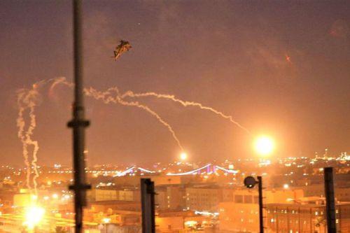 Tiếp tục xảy ra cuộc không kích mới tại Baghdad, ít nhất 6 người chết