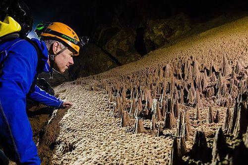 Tạp chí The Telegraph bình chọn hang Sơn Đoòng là điểm đến tuyệt vời