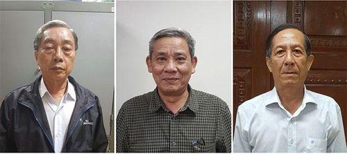 Vụ Diệp Bạch Dương: Bắt thêm nguyên Phó Giám đốc Sở Văn hóa và 2 nguyên Phó Chánh Văn phòng UBND TP HCM