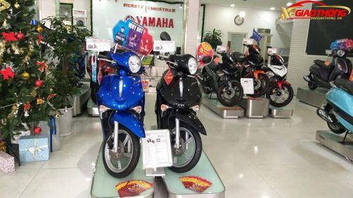 Bảng giá xe Yamaha tháng 1/2020: Exciter cháy hàng, tăng giá tại đại lý