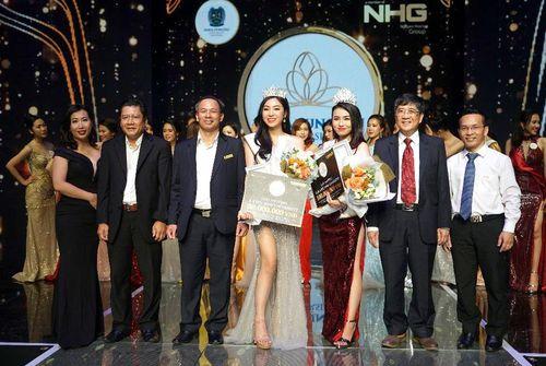Cao Kiều Tiên: Danh hiệu Hoa khôi sinh viên Trường ĐH Bà Rịa – Vũng Tàu
