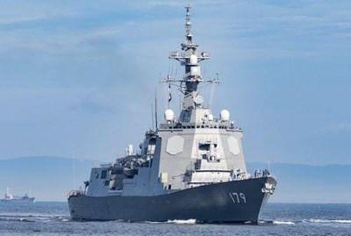 Nhật Bản sắp nhận tàu khu trục hiện đại
