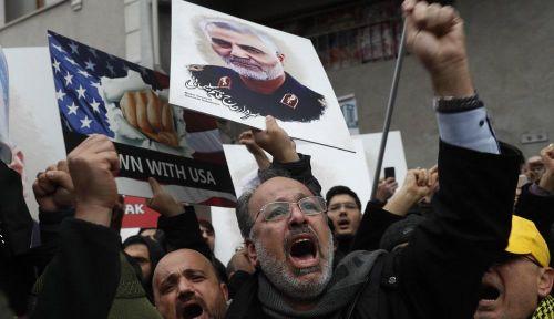 Xung đột Mỹ - Iran đe dọa cuộc chiến chống IS