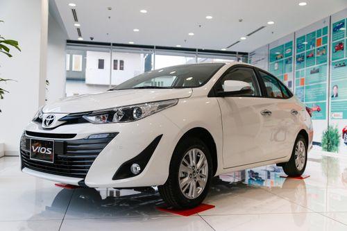Chi tiết Toyota Vios 2020 - thiết kế cũ, thêm tính năng, giữ giá bán
