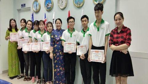 IPEC: Nơi gửi niềm tin của du học sinh Việt