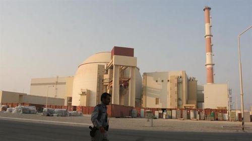Địa chấn gần nhà máy hạt nhân Iran giữa tình hình nóng