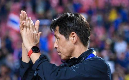 U23 Thái Lan đại thắng, HLV Nishino 'nổ' tưng bừng