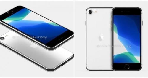 Rò rỉ hình ảnh iPhone 9 có thiết kế giống iPhone 8
