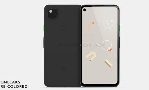 Sẽ không có Pixel 4a XL ?