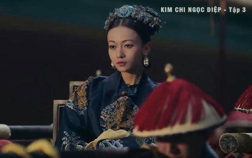 Kim chi ngọc diệp tập 3: Tư Uyển lạnh lùng âm hiểm nhưng thiếu may mắn, hoàng quý phi Ngụy thị chính thức xung trận
