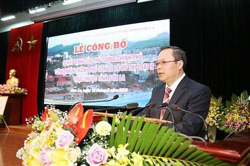 Chủ tịch Hội đồng nhân dân tỉnh Sơn La Nguyễn Thái Hưng bị kỷ luật vì vợ