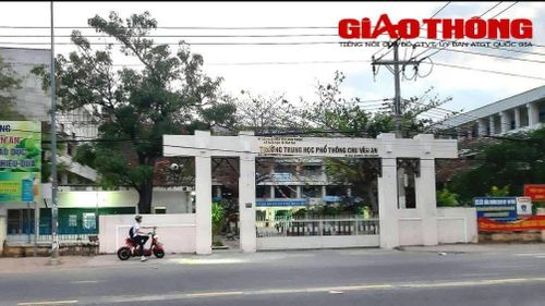 Nguyên nhân người phụ nữ nhảy lầu tử vong trong trường học ở Ninh Thuận