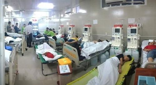 Gần 100 học sinh nghi ngộ độc khi đi tham quan đã xuất viện