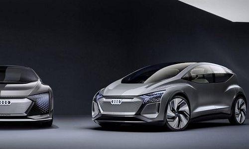 Xe tự lái Audi cỡ nhỏ AI:ME ra mắt tại CES 2020