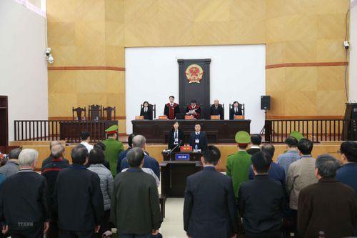 Xét xử hai nguyên lãnh đạo Đà Nẵng: Đảm bảo quyền lợi cho người dân