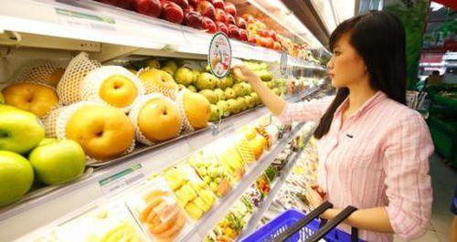 Việt Nam là thị trường nhập khẩu trái cây lớn thứ 9 của Mỹ
