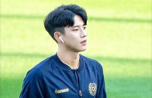 Jeong Seung-won - ngôi sao đáng chú ý của U23 Hàn Quốc