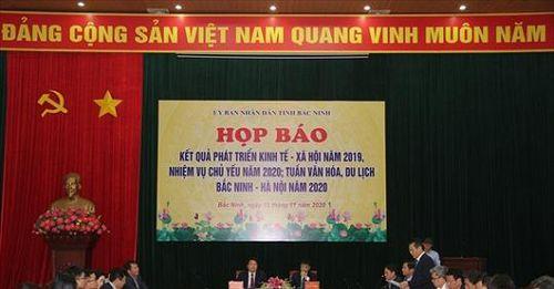 Sắp diễn ra Tuần văn hóa, Du lịch Bắc Ninh - Hà Nội 2020