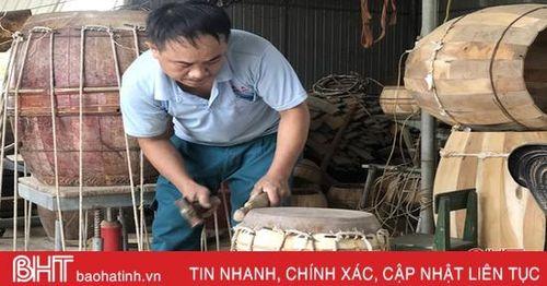Làng trống duy nhất ở Hà Tĩnh rộn ràng vào tết