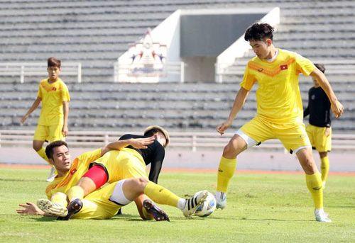 U23 Việt Nam cần tiếp tục khẳng định 'tinh thần Việt Nam, ý chí Việt Nam'