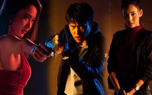 Tạo hình phim hành động mới của đài 3 'Game La Thorachon': Nữ cảnh sát Taew Natapohn vừa mạnh mẽ vừa quyến rũ