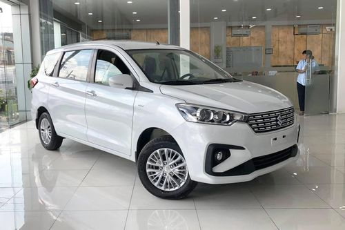 Suzuki Ertiga 2020 sắp về Việt Nam với giá bán cạnh tranh