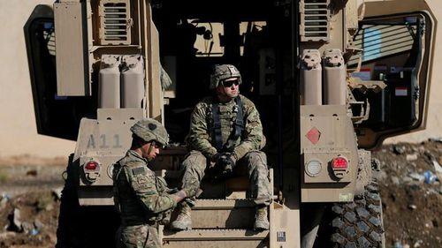 Bất chấp bị xua đuổi, quân Mỹ tuyên bố sẽ ở lại Iraq mãi mãi