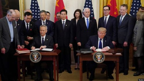 Trung Quốc sẽ gia tăng nhập khẩu hàng hóa Mỹ