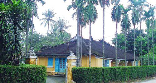 Hồn Việt trong nhà vườn