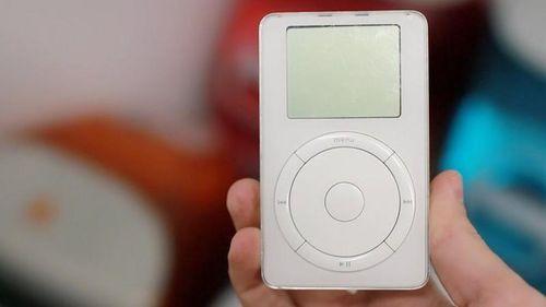 Bất ngờ về chiếc iPod huyền thoại của Apple lần đầu bật mí