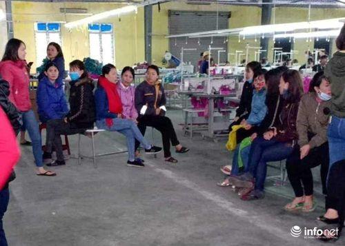 Hà Tĩnh: Công ty may nợ lương, hàng trăm công nhân có nguy cơ 'mất Tết'