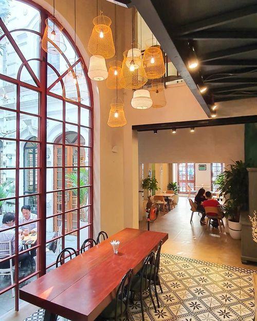5 quán cà phê mở xuyên Tết quanh phố cổ Hà Nội