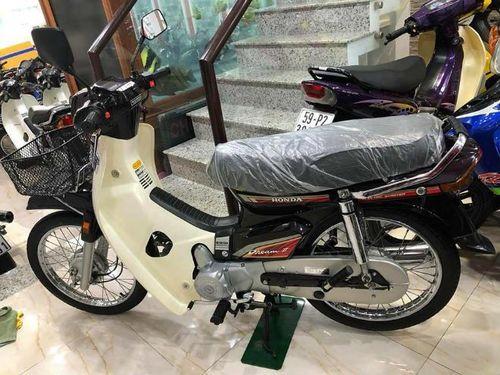 Những mẫu xe máy Thái Lan từng 'làm mưa làm gió' trên đất Việt