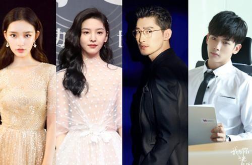 Điểm danh 'sương sương' 9 diễn viên Hoa Ngữ tuổi Tý: Nhìn đâu cũng thấy trai nam thần đến gái xinh gái ngây ngất lòng người!