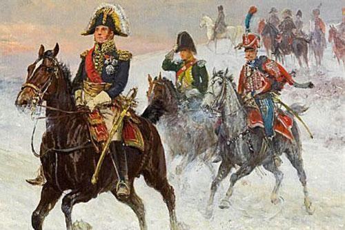 Vì sao hoàng đế Napoleon không thể phá hủy điện Kremlin?