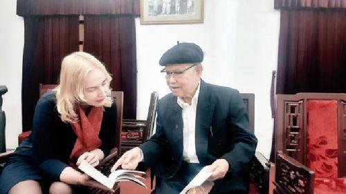 Nhà văn Lê Xuân Đức: 6 thập kỷ nghiên cứu Chủ tịch Hồ Chí Minh