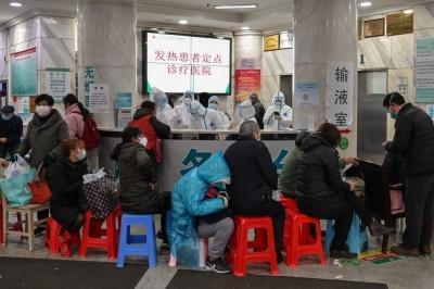 Người dân Vũ Hán miêu tả 'ngày tận thế' khi bệnh nhân tràn ngập bệnh viện