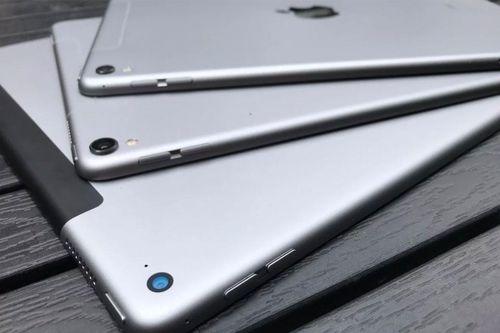 iPad tròn 10 tuổi
