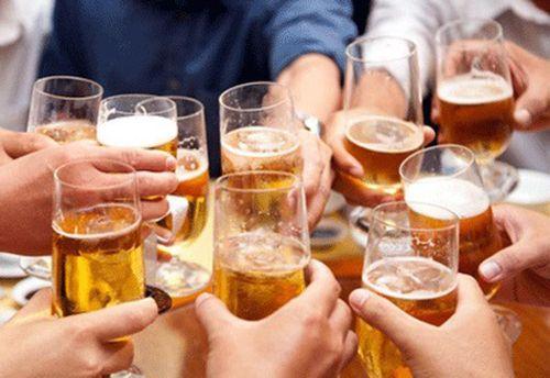 Rượu bia ngày Tết và Nghị định 100 của Chính phủ