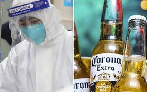 Nguy hiểm là thế nhưng virus corona vẫn bị nhiều người lầm tưởng với một loại bia ở Bắc Mỹ