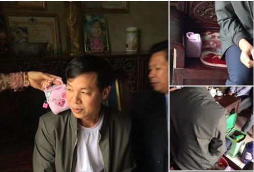 Sợ con gái bị bố lấy hết tiền lì xì, mẹ cẩn thận sắm hẳn két mini để giữ tiền cho con